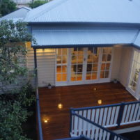 Cottage renovation, Greenslopes