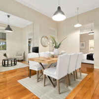 Home renovation, Wooloowin