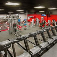 Snap Fitness commercial fitout, Fairfield