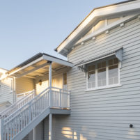 Queenslander lift & build, Grange